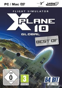 X-Plane 10 - Global 64Bit Version - Best Of