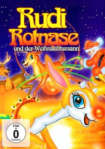 Der Weihnachtsmann und Rudi Rotnase