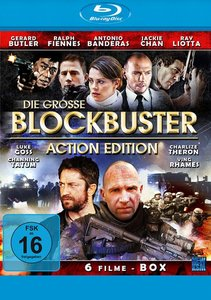 Die grosse Blockbuster Action Edition