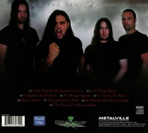In The Arms Of Devastation (Digipak)