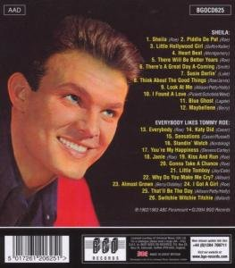 Shelia/Everybody Likes Tommy Roe