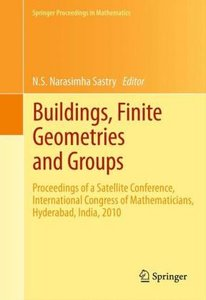 Buildings, Finite Geometries and Groups