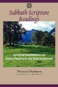 SABBATH SCRIPTURE READINGS