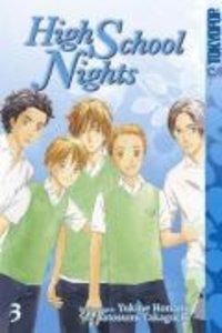 High School Nights 03 (Abschlussband)