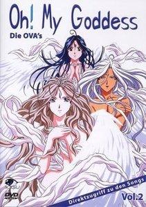 Oh! My Goddess (Vol. 2)