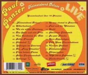 Heimatabend Deluxe-Live