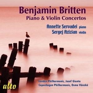 Piano Concerto+Violin Concerto