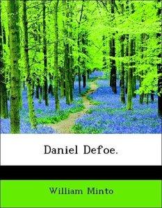 Daniel Defoe.