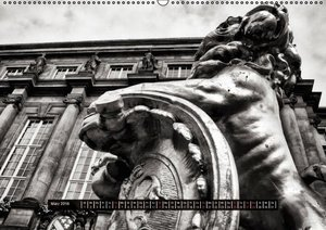 Ein Blick auf Kassel (Wandkalender 2016 DIN A2 quer)