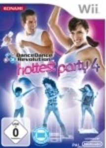 Dance Dance Revolution - Hottest Party 4