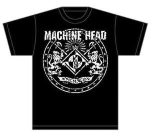 Classic Crest (T-Shirt,Schwarz,Größe M)