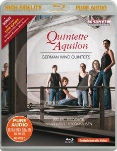 German Wind Quintets+Bonus Bohemian Wind Quintets