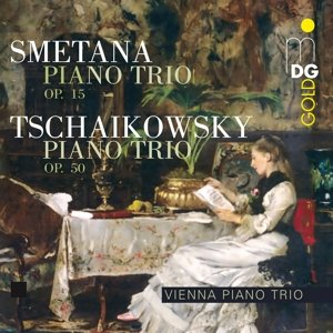 Klaviertrios op.15/op.50