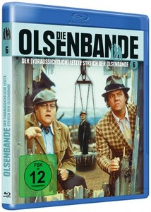 Die Olsenbande - 06 - Der (voraussichtlich) letzte Streich der O