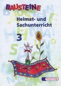 Bausteine Sachunterricht 3. Bayern