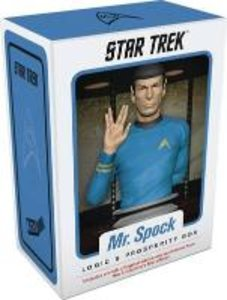 Mr. Spock in a Box