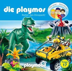 Die Playmos 17. Rettet den Dinopark
