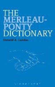 The Merleau-Ponty Dictionary