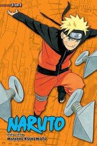 Naruto: 3-in-1 Edition 12