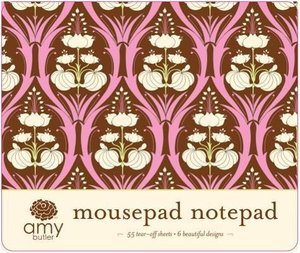 Soul Blossoms Mouse/Notepad