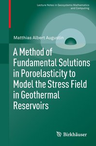 A Method of Fundamental Solutions in Poroelasticity to Model the