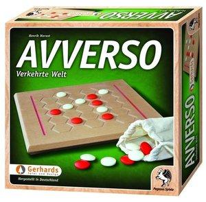 Pegasus Spiele 56010G - Avverso (Holzspiel)