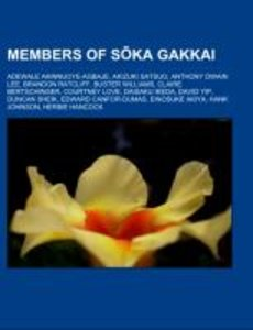 Members of Soka Gakkai