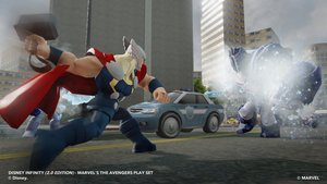 Disney Infinity 2.0: Marvel Super Heroes Starter-Set (2)
