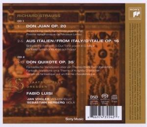 Don Juan & Aus Italien