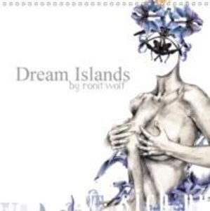 Dream Islands (Wall Calendar 2015 300 × 300 mm Square)
