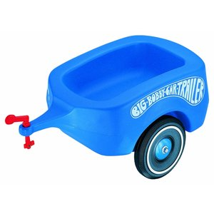 BIG 800001311 - Bobby-Car-Trailer, blau