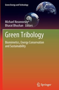 Green Tribology