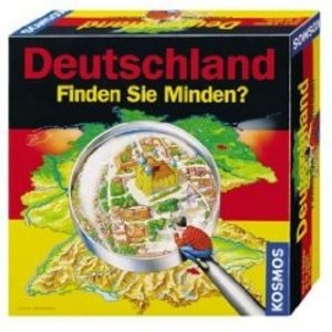 Kosmos 6902430 - Deutschland: Finden Sie Minden!