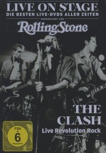 Live on Stage - Live Revolution Rock