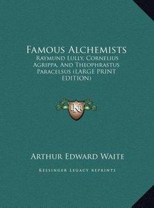 Famous Alchemists