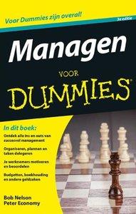 Managen voor Dummies / druk 3