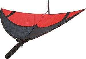 Invento 111030 - Airglider: Easy, rot/schwarz