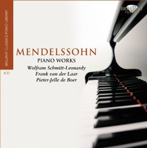 BC Piano Library-Mendelssohn: Piano Works