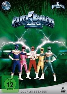 Power Rangers-Zeo (Die Komplette Serie)