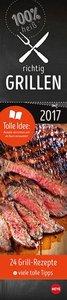 Richtig Grillen Planer - Kalender 2017