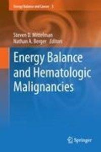 Energy Balance and Hematologic Malignancies