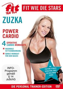 Fit for Fun - Fit wie die Stars - Zuzka - Power Cardio