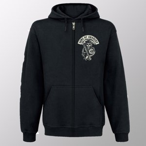 American Samcro (Zipper XL/Black)