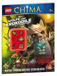 LEGO Legends of Chima. Wölfe und Krokodile