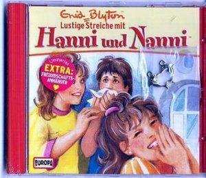 Hanni und Nanni 04. Lustige Streiche mit Hanni und Nanni. CD