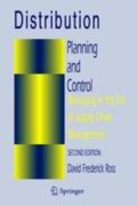 Ross, D: Distribution Planning and Control