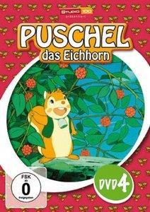 Puschel das Eichhorn DVD 4