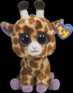 Ty Safari-Giraffe, ca. 15cm
