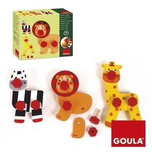 """Goula """"Schraub & Spiel"""""""