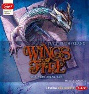Wings of Fire - Teil 2: Das verlorene Erbe